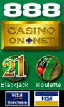 888 Casino On Net - Online Casino with Roulette, Blackjack, Poker and more